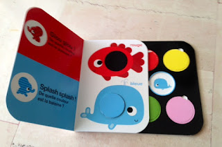 La palette de couleur de Barri - Editions HATIER