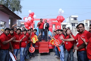Vodafone SupernetTM 4G service Launched in Kurukshetra