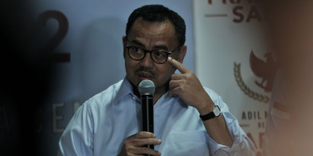 Sudirman Said: Tata Kelola Pemerintahan Jokowi Salah Satu Paling Buruk