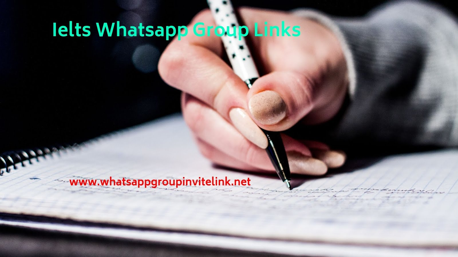 Whatsapp Group Invite Links: IELTS Whatsapp Group Links