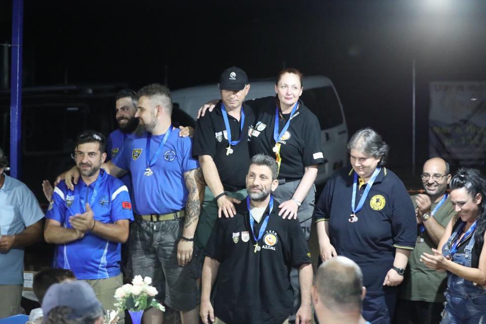 Ο ΣΚΟΛΑΜ κέρδισε την Δεύτερη θέση στο Ομαδικό στην κατηγορία Production με  τους Συλλόγους ΣΚΟΠΟΣ (3η θέση) και ΑΣΟΝΙ (1η θέση). 551e3c00321