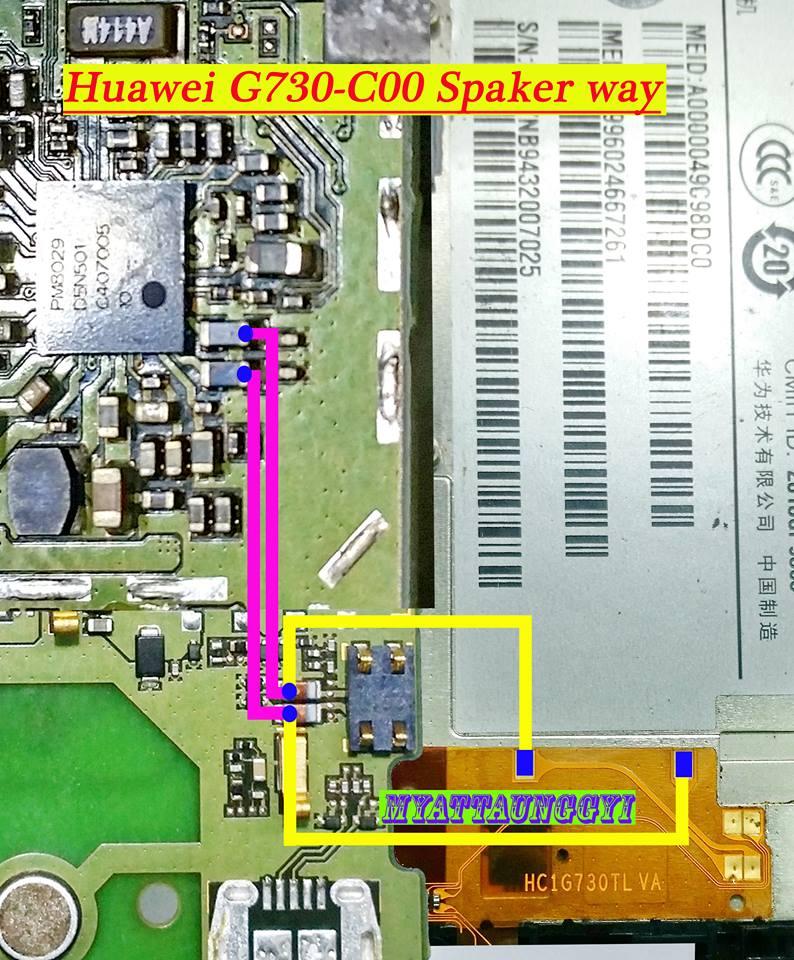 Huawei G730C00 Jumper Way
