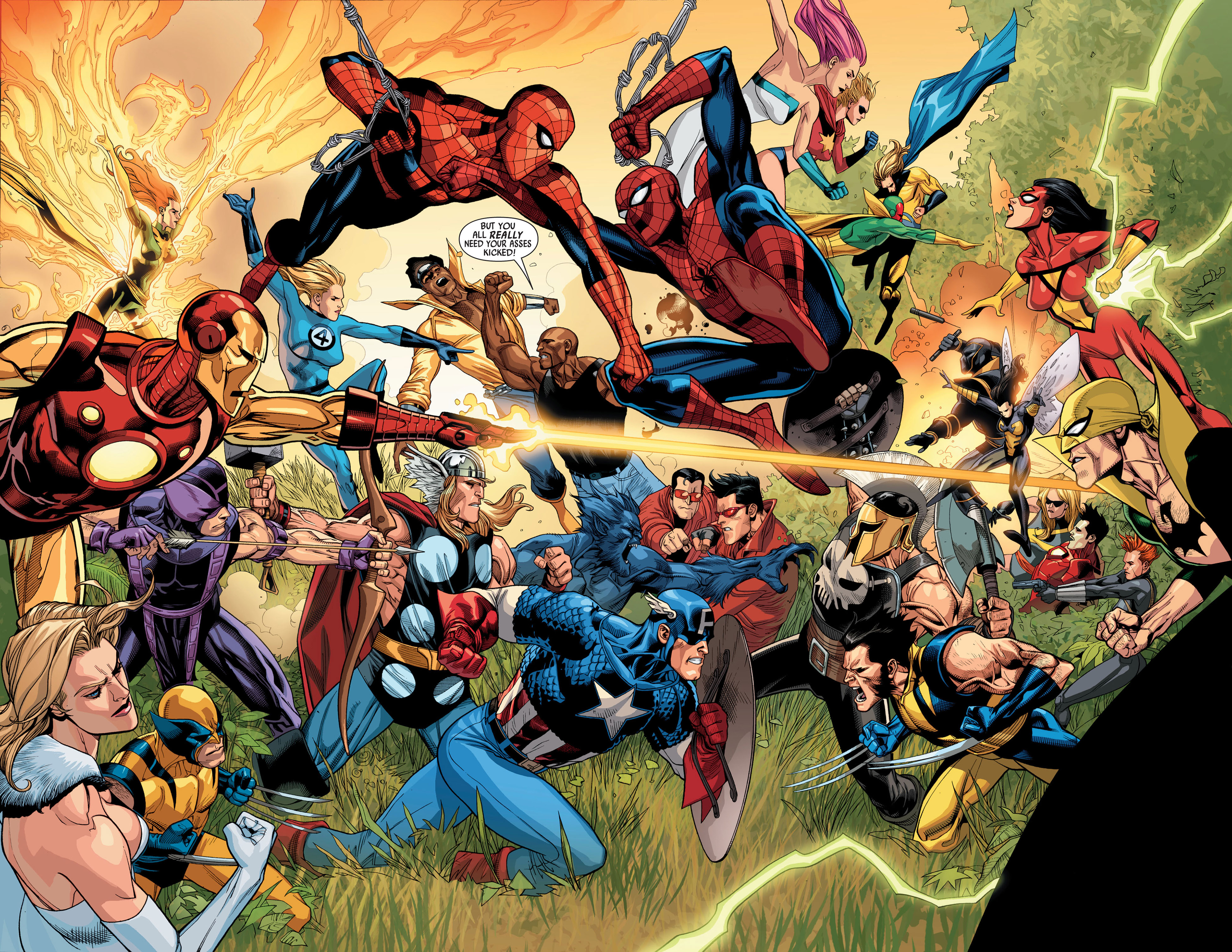Read online Secret Invasion comic -  Issue #2 - 5