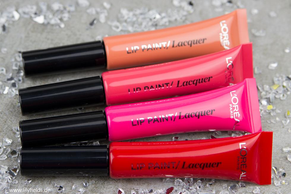Lip Paint Lacquer