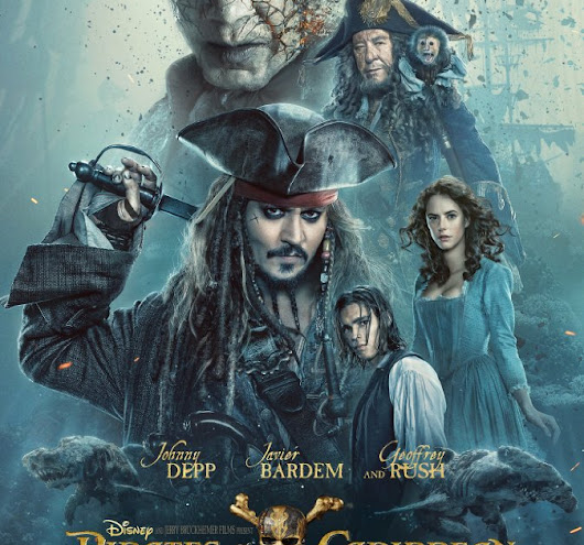 """Priates of the Carribean: Dead Men Tell No Tales"" Movie Review"