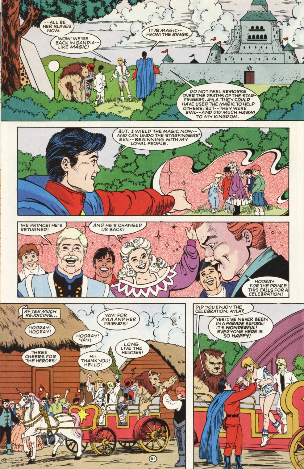 Legion of Super-Heroes (1989) _Annual_6 Page 51