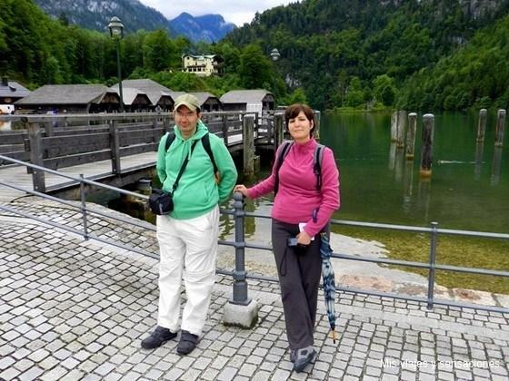 lago Königssee, Baviera, Alemania