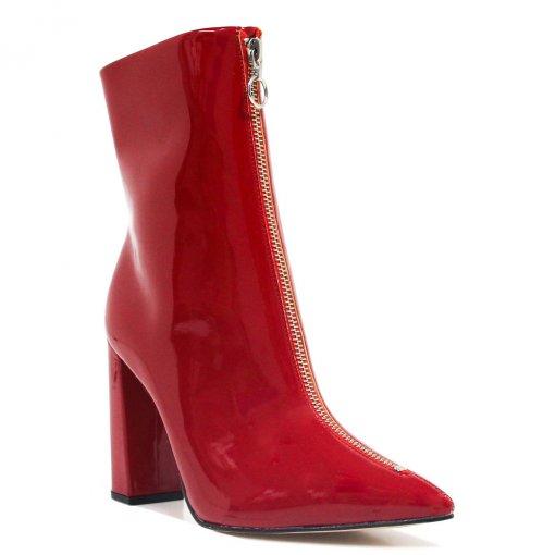 Bota Zariff Shoes Skinny Zíper