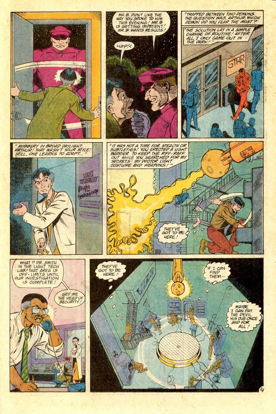 Read online Secret Origins (1986) comic -  Issue #37 - 37