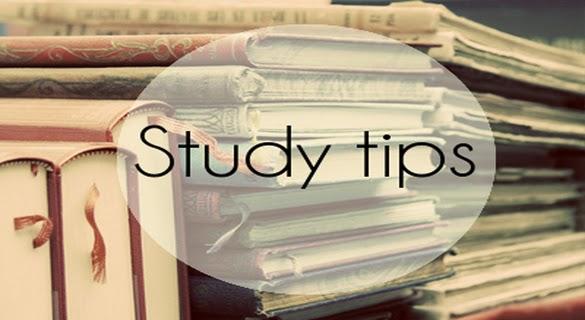 101 study tips
