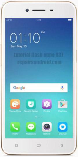 Cara Flash Oppo A37 Via Pc : flash, Mudah, Flashing, Bootloop, Sukses, Repairs, Android