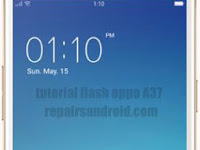 Cara mudah flashing Oppo A37 Bootloop 100% Sukses