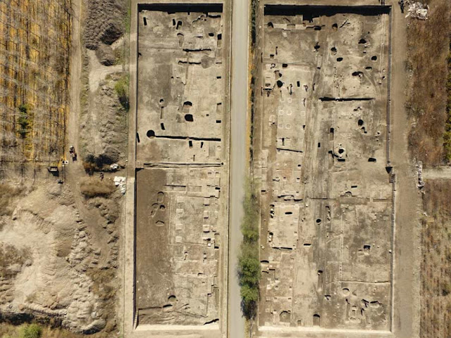 Jinyang Palace of Sui Dynasty found in Shanxi