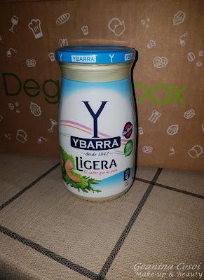 Ybarra Ligera Caja Degustabox Mayo 2016