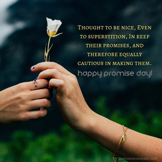 Happy Promise Day Quotes 2019