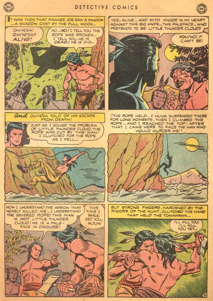 Detective Comics (1937) 153 Page 46