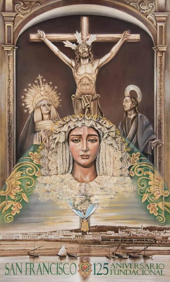 El Vía Crucis del Consejo de Huelva se celebrará el lunes 11 de marzo
