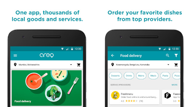 Google Launches 'Areo' in India, A New App Focusing at Solving Your Daily Needs