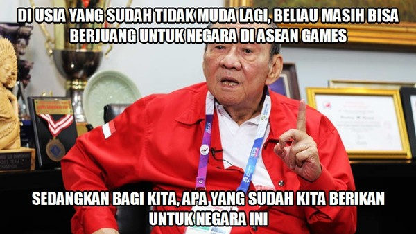 11 Meme Lucu Bambang Hartono