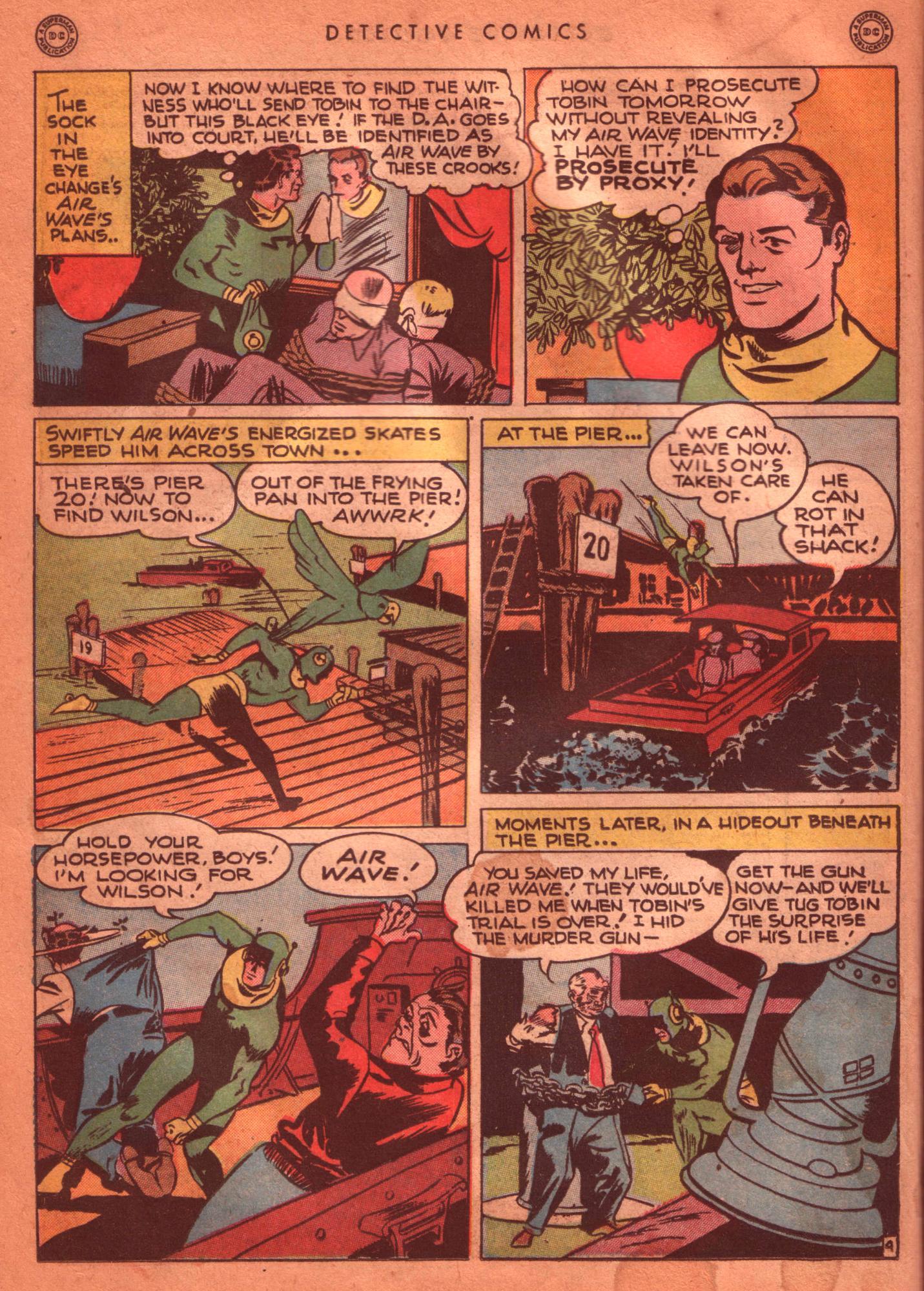 Read online Detective Comics (1937) comic -  Issue #125 - 20