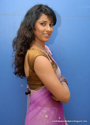Tollywood Hot Pics: Sravya Reddy Hottest Navel Show Stills ...