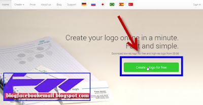 cara membuat logo keren