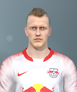 PES 2019 Bundesliga Facepack Vol 15 by Shaft