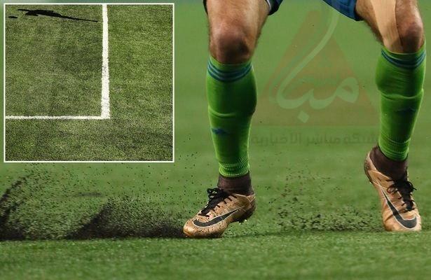هولندا توقف اللعب فى ملاعب العشب الصناعى خوفا من السرطان