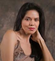 Biodata Maria Isabel Lopez sebagai Belinda Alfaro ( Ibu Ely )
