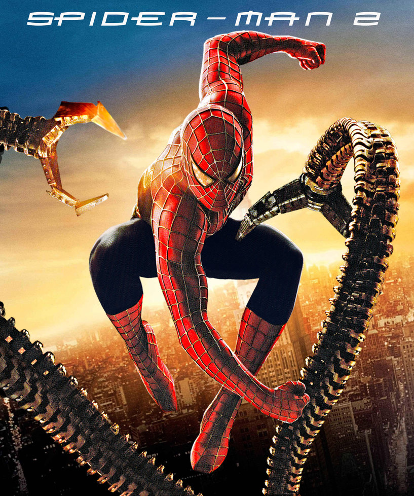 Spider-Man 2 (2004) ταινιες online seires oipeirates greek subs