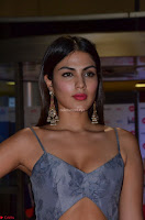 Rhea Chakraborty in a Sleeveless Deep neck Choli Dress Stunning Beauty at 64th Jio Filmfare Awards South ~  Exclusive 041.JPG