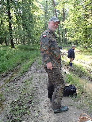 Grzyby majowe, grzyby w maju, grzyby na wiosnę, grzybobranie w maju, borowiki w maju, borowik ceglastopory Boletus luridoformis, Las Bronaczowa, lasy w okolicach Krakowa