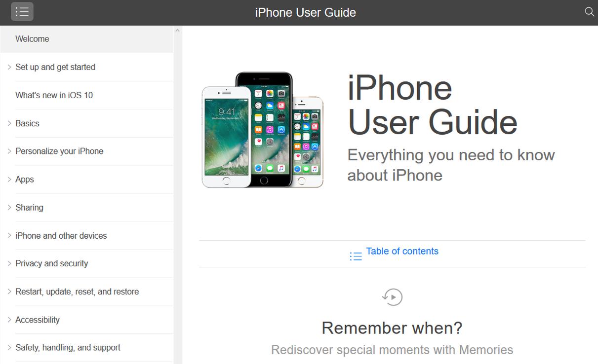 Iphone Se User Guide Pdf Download