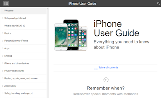 iPhone User Manual Instructions