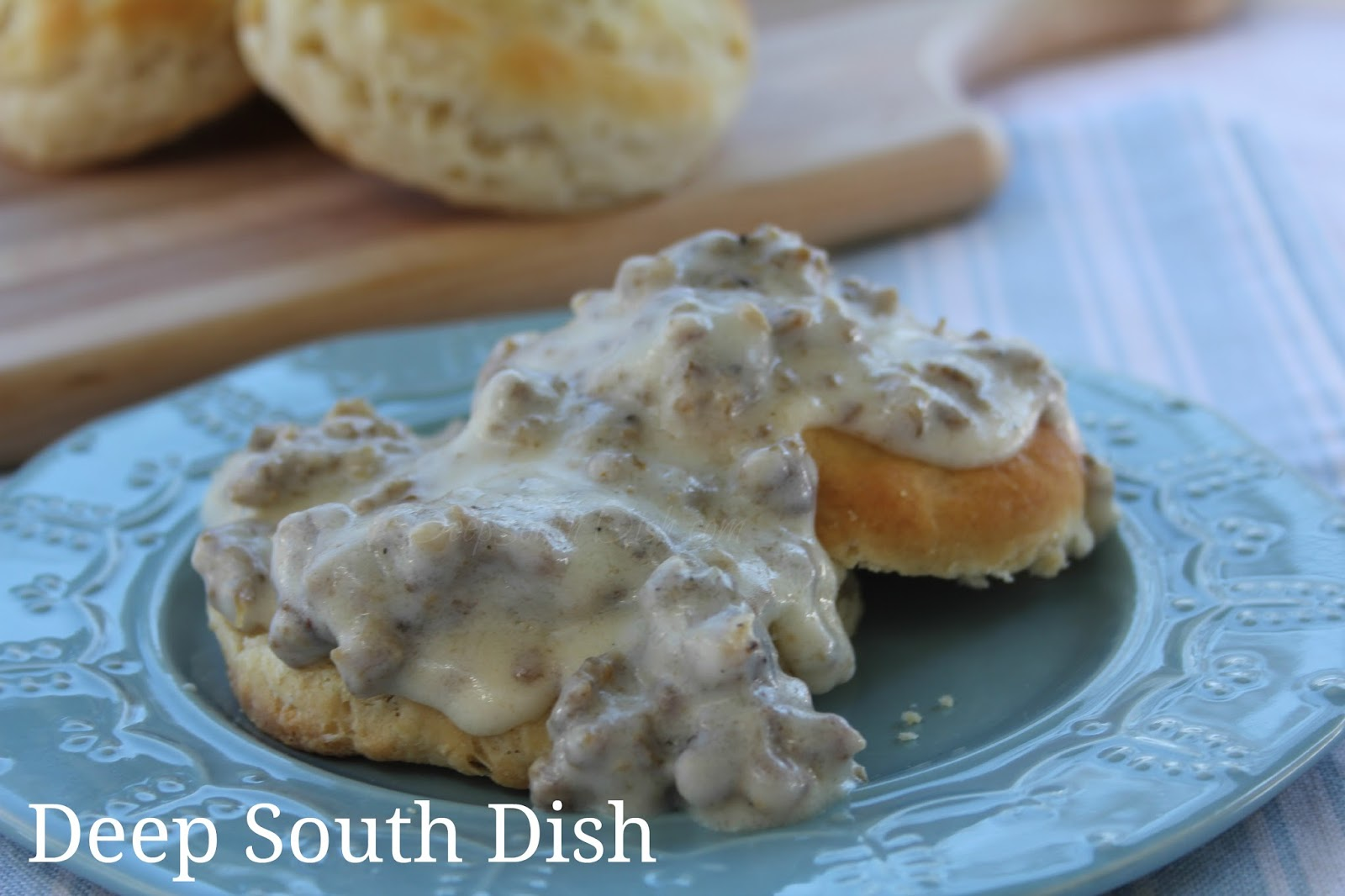 Southern Biscuits Recipe : Alton Brown : Food Network