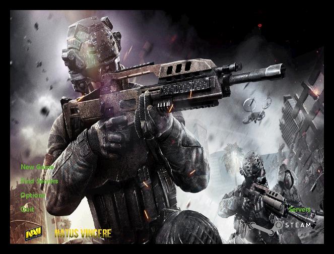 Counter-Strike Apocalypse - Katılımsız Oyun