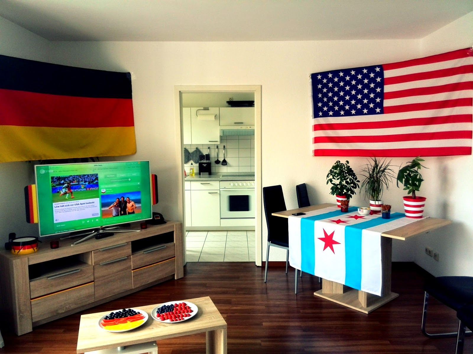 american flag living room how to decorate a german american apartment welcome to 12874