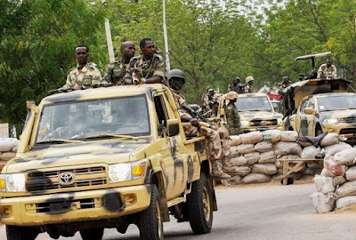 18 Soldiers Killed, More Missing In Latest Boko Haram Strike