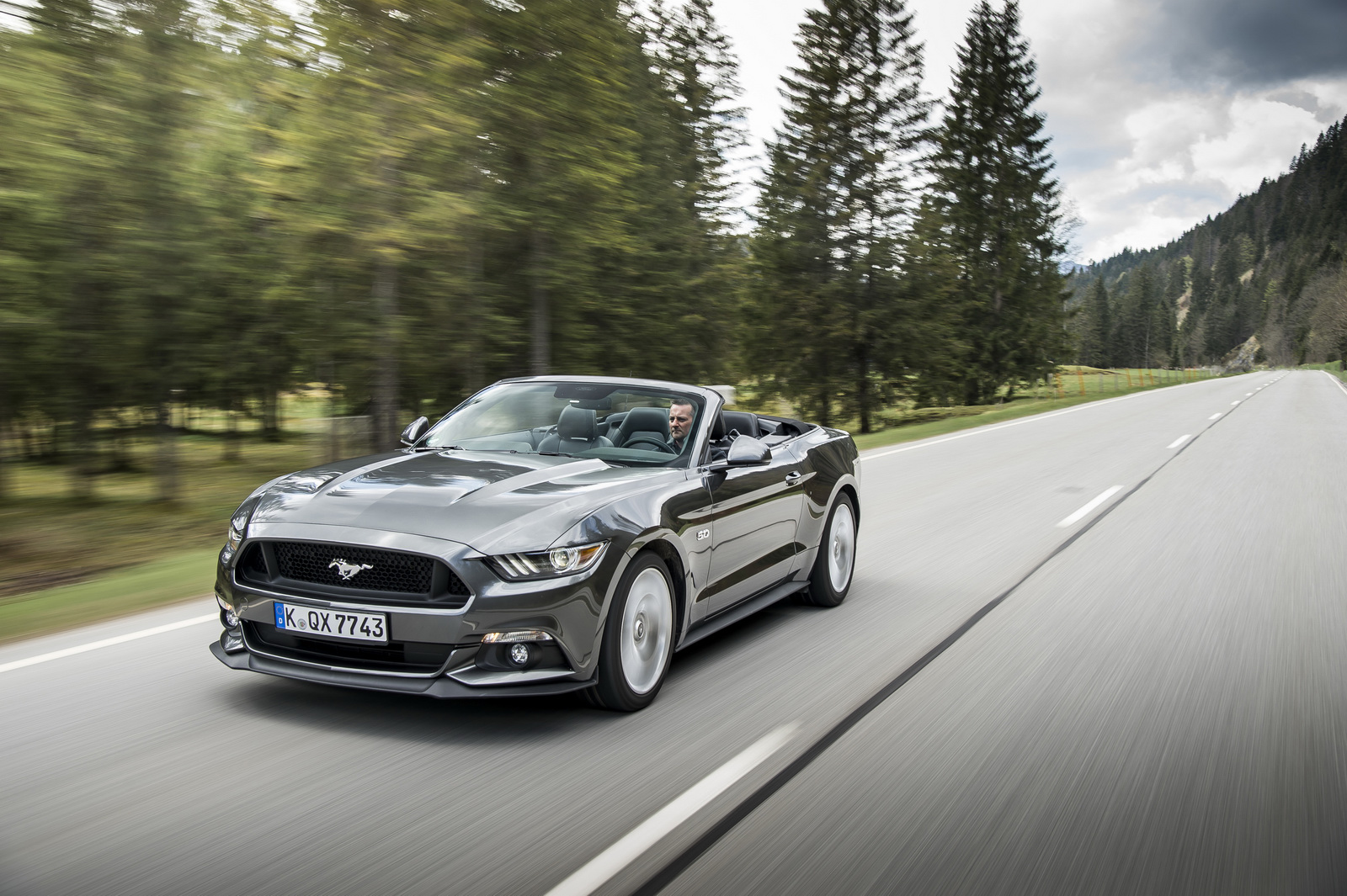 Ford Sold Over 15,000 Mustangs In Europe Last Year   Carscoops