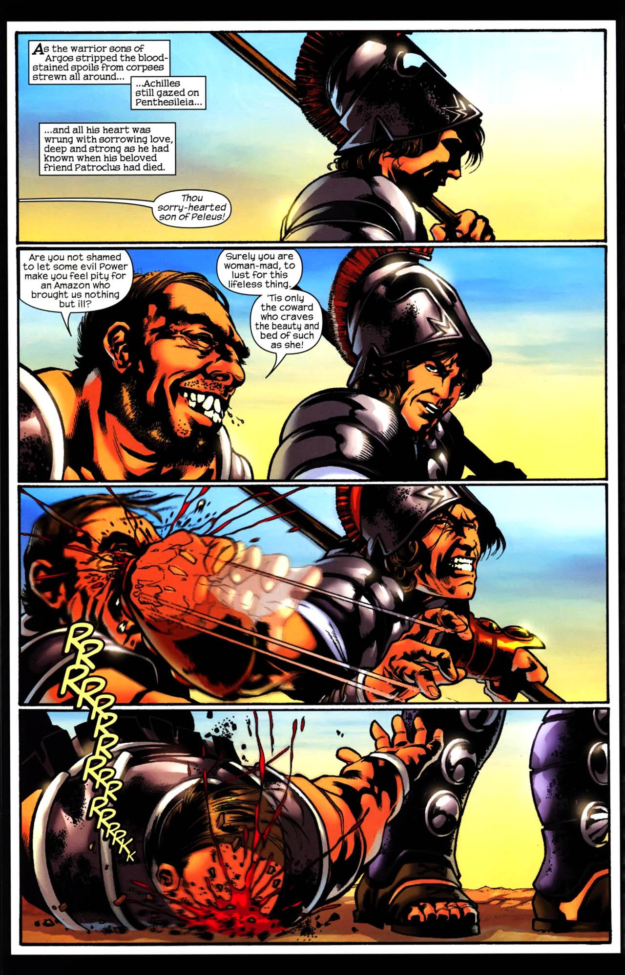 Read online Trojan War comic -  Issue #3 - 16
