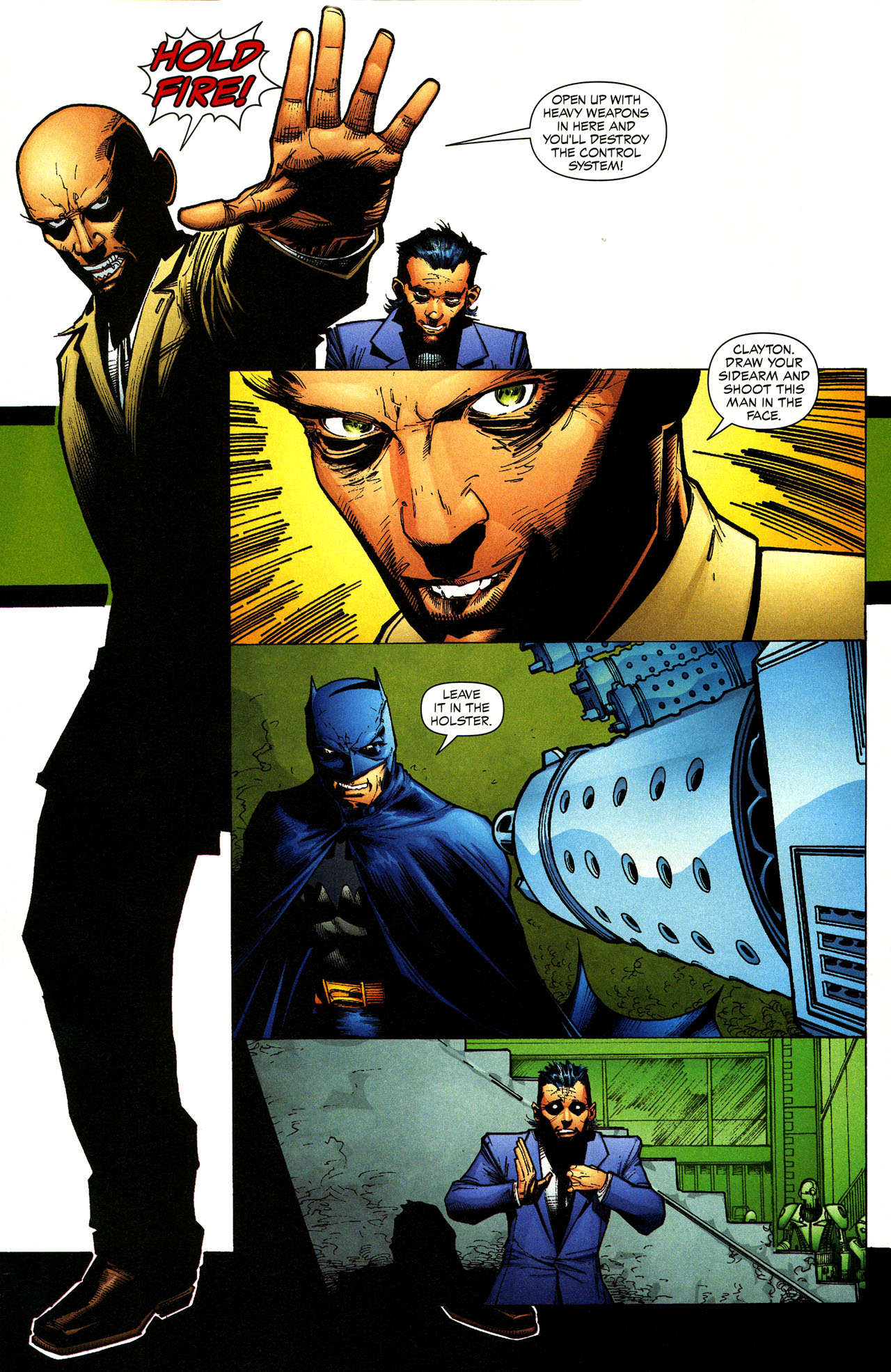 Batman Confidential Issue #6 #6 - English 6
