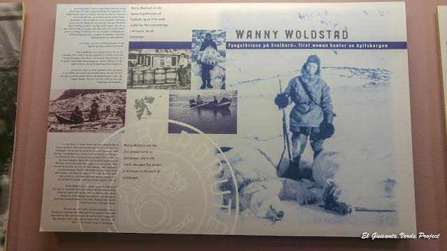 Wanny Wolstad, Museo Polar, Tromsø - Noruega, por El Guisante Verde Project