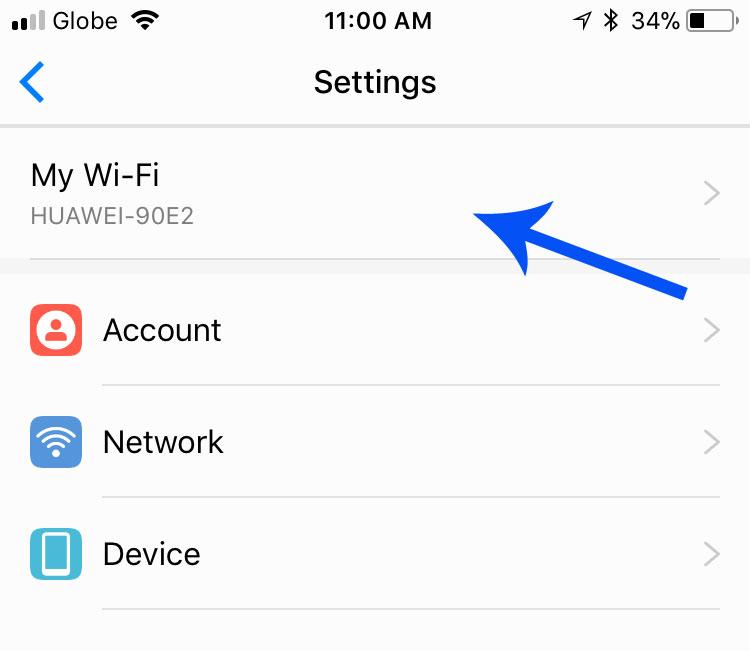 How to Change Globe LTE Pocket WiFi Huawei E5573Cs-933 WiFi