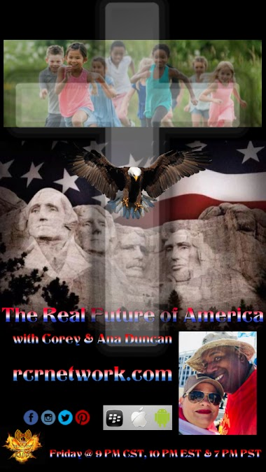 The Real Future of America with Corey & Ana Duncan