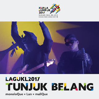 MonoloQue, Azlan & The Typewriter & Malique - Tunjuk Belang MP3