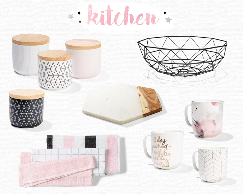 The New Homewares At Kmart FLIP AND STYLE Australian