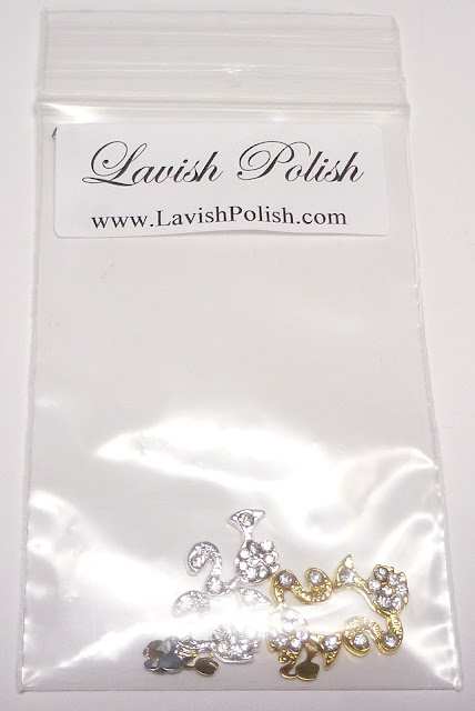 Lavish Polish nail jewels