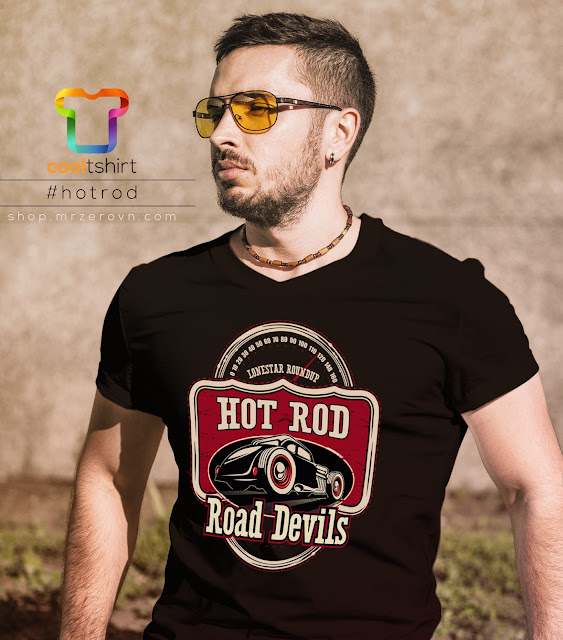 HOT ROD ROAD DEVILS