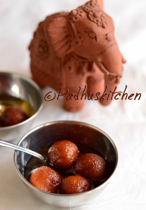 Easy Gulab Jamun Recipe Bread Diwali Sweets Recipes