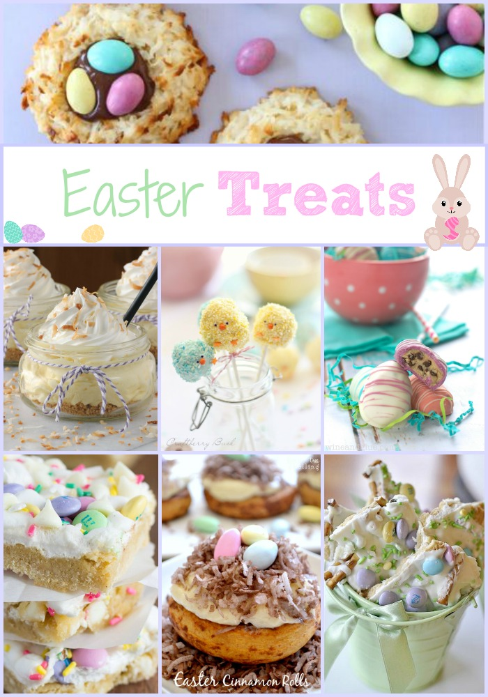 25 Easter Treats!